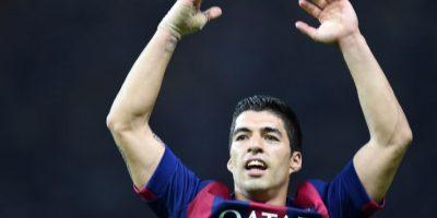 Luis Suárez. Anotó el segundo gol del partido Foto:Getty Images
