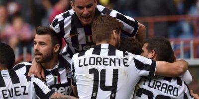 Juventus arrancará el duelo como víctima Foto:Getty Images