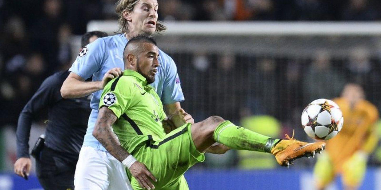 26 de noviembre de 2014. En Suecia, la Juve se impuso 2-0 a Malmö Foto:AFP