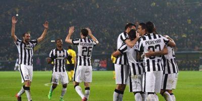 18 de marzo de 2015. En el duelo de vuelta, la Juve superó 3-0 a los alemanes Foto:AFP