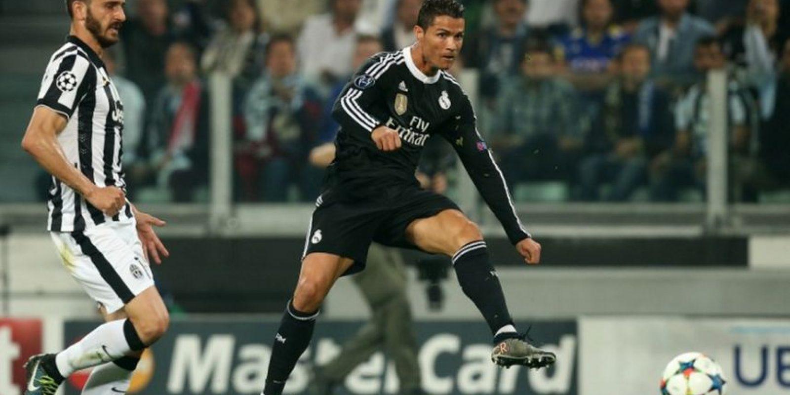 5 de mayo de 2015. En la ida de semis ante Real Madrid, Juve sacó un triunfo de 2-1 en su casa Foto:AFP
