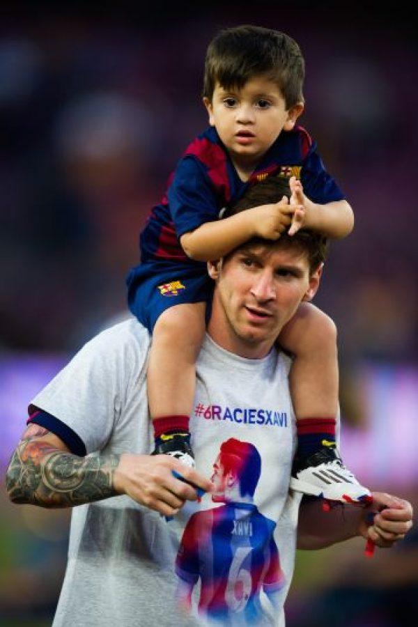 """Los culés alzaron la """"Orejona"""" en las temporadas 2005/06, 2008/09 y 2010/11. Messi era parte del plantel Foto:Getty Images"""