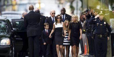 EL funeral se realizó en la iglesia de San Antonio de Padua, en Wilmington. Foto:Getty Images