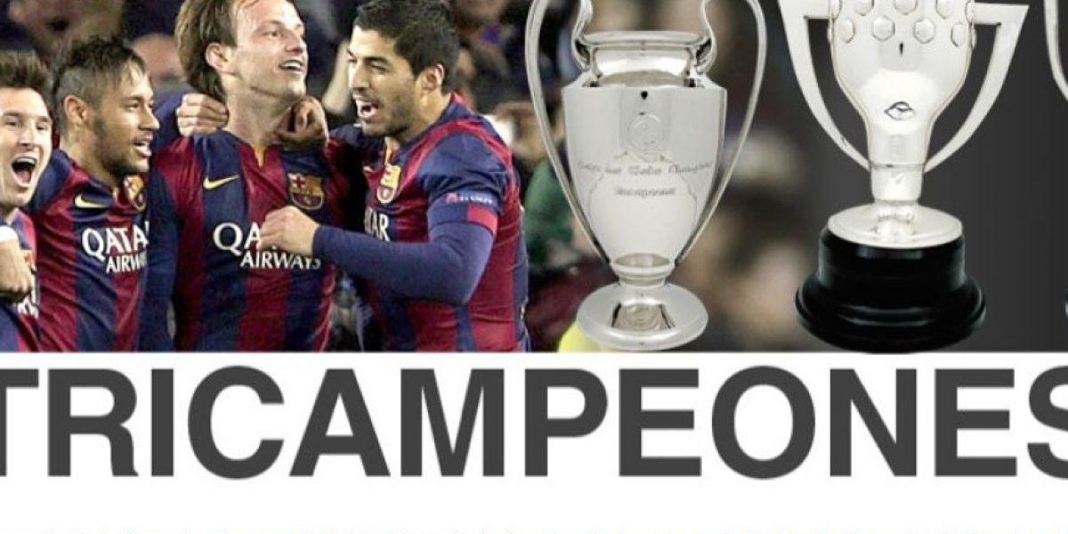 Champions League: Así reaccionó la prensa internacional al triunfo del Barça