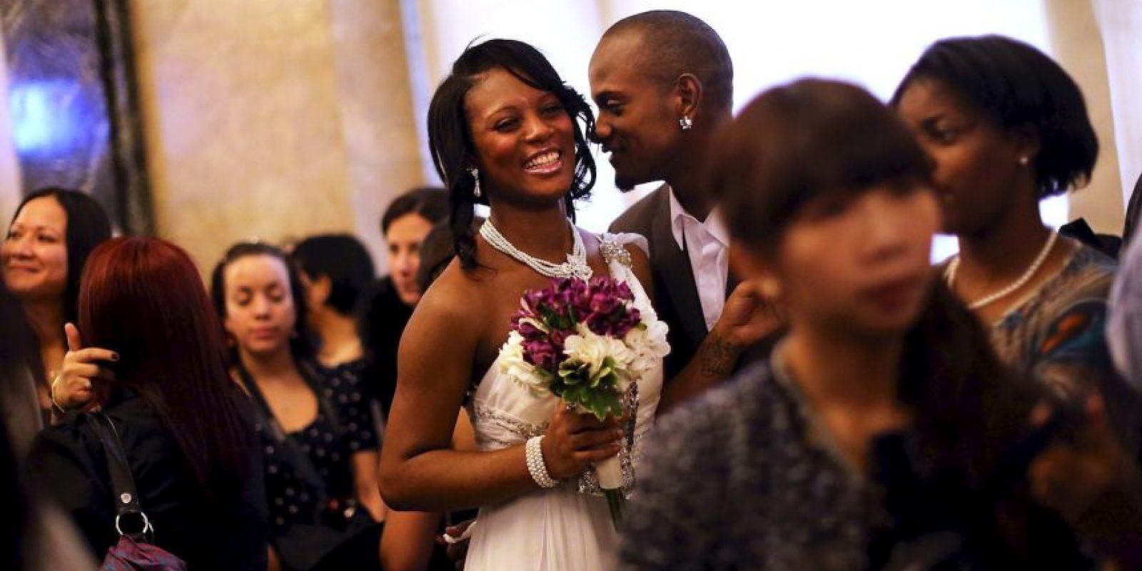 8. Piensan en sus relaciones pasadas y no pueden creer que hayan sido tan malas. Foto:Getty Images