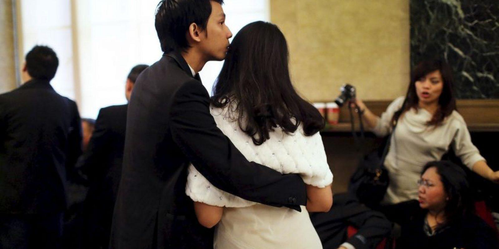 5. Difícilmente se quejan de su pareja con sus amigos. Realmente no hay nada qué contar porque todo va bien. Foto:Getty Images