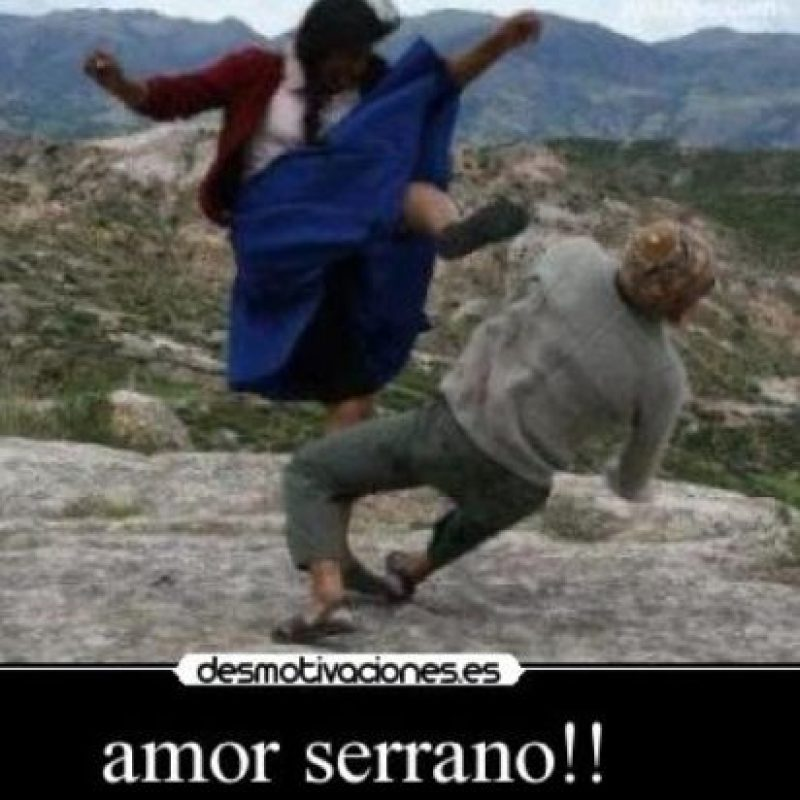 """Amor apache"" Foto:Tumblr.com/tagged/pareja/wtf"
