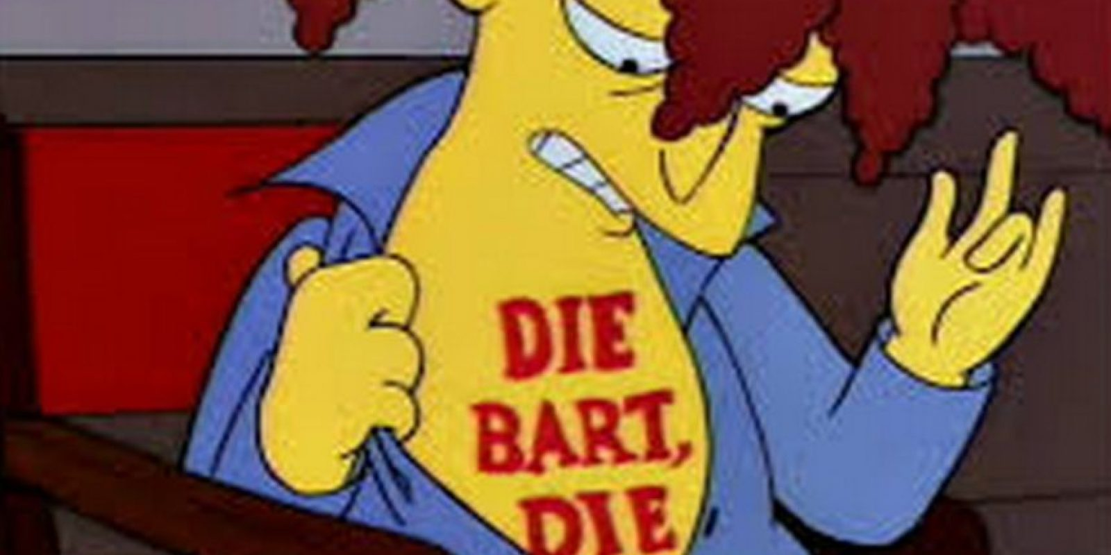 """En el capítulo """"The Great Louse Detective"""" ayudó en una investigación a Homer para descubrir quien quería asesinarlo, claro que estaba con una máquina que el daba calambre si solamente miraba mal a agún miembro de la familia Simpson. Foto:FOX"""