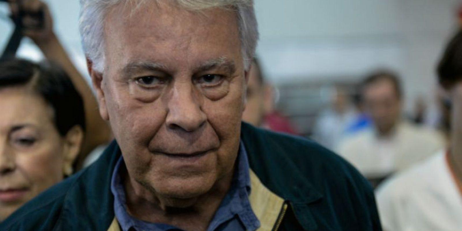 El expresidente intentará acceder a la prisión donde se encuentran los dos opositores, aunque otros mandatarios han sido rechazados. Foto:AFP