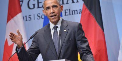 En conferencia de prensa Barack Obama afirmó estar listo para aplicar sanciones adicionales contra Rusia. Foto:AFP