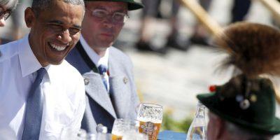 """La canciller alemana mencionó que este conflicto fue """"parte central"""" de las conversaciones del G7 y dijo que: """"Europa está dispuesta a mostrar su apoyo siempre y cuando Grecia haga propuestas y ponga en práctica reformas"""". Foto:Getty Images"""