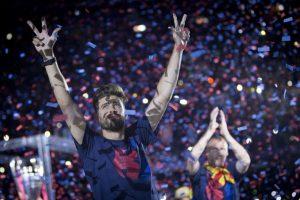 El defensa español lanzó un dardo que caló hondo en el madridismo. Foto:Getty Images