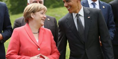 Por su parte, el presidente Barack Obama aseguraró que las sanciones a Rusia se mantendrán hasta que se declare el fin de la guerra. Foto:Getty Images