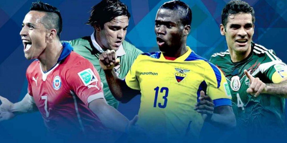 COPA AMÉRICA 2015 al día: Todo lo que deben saber del torneo continental
