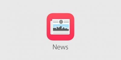 News fue presentada este lunes. Foto:Apple