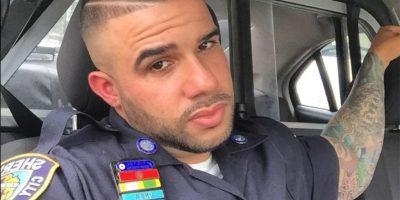 Se unió a la Policía en 2013, el mismo año que ganó el Campeonato Nacional de Físico Culturismo. Foto:Vía instagram @keepnitone00
