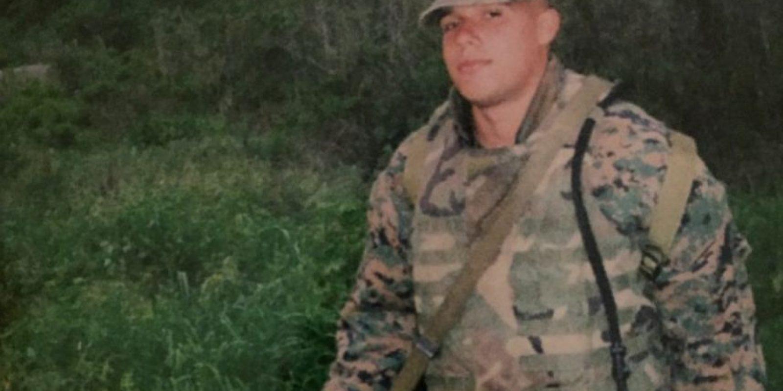 A los 21 años se unió a las Fuerzas Armadas estadounidenses. Foto:Vía instagram @keepnitone00
