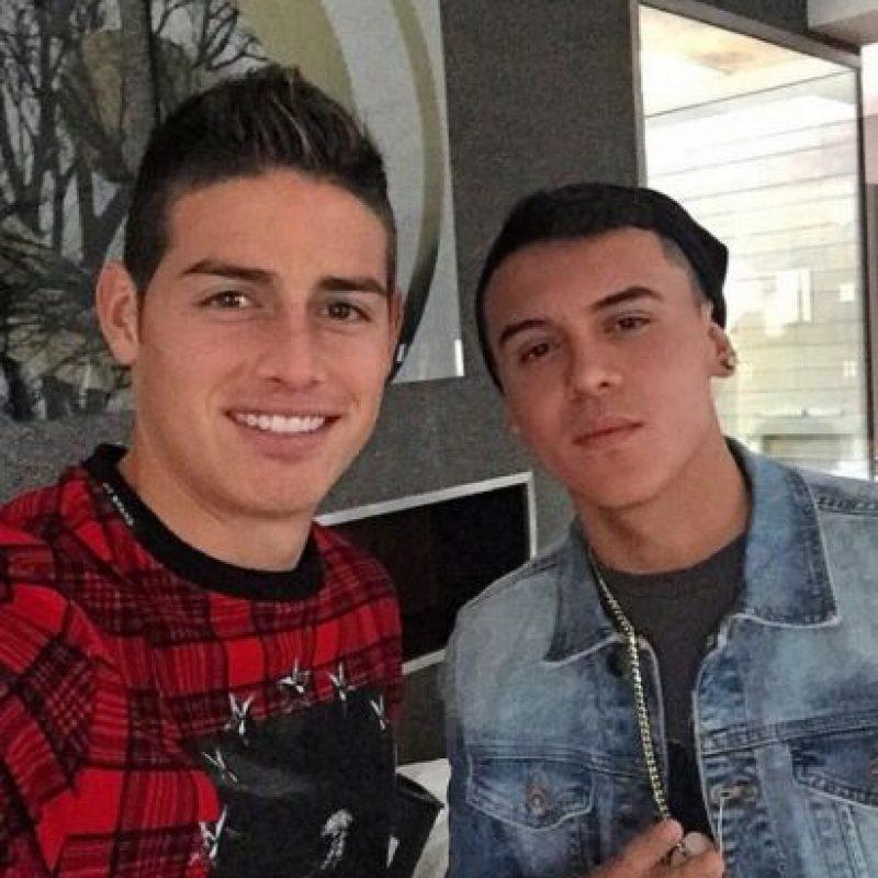 """Jorge Mendes, representante de Cristiano, calificó como una """"indiscreción"""" el que Roldán hubiera publicado estas imágenes en sus redes sociales. Foto:Vía instagram @kevinroldankr"""