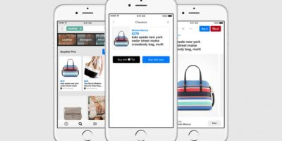 Apple Pay permitirá comprar en muchas tiendas y departamentos comerciales Foto:Apple