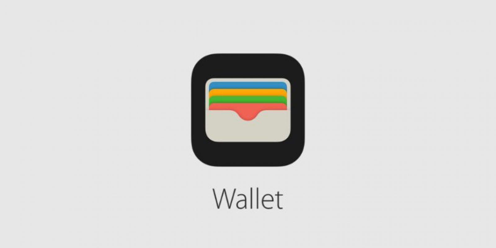 También se anunció el la actualización de app como Wallet Foto:Apple