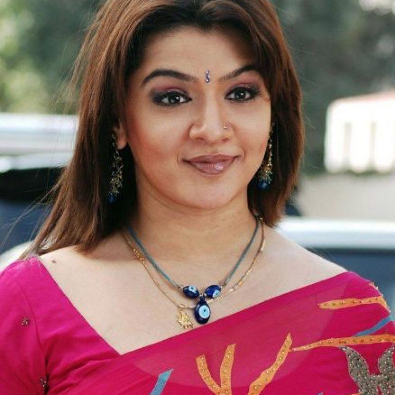Aarthi Agarwal Foto:Vía facebook.com/iamaarthiagarwal/