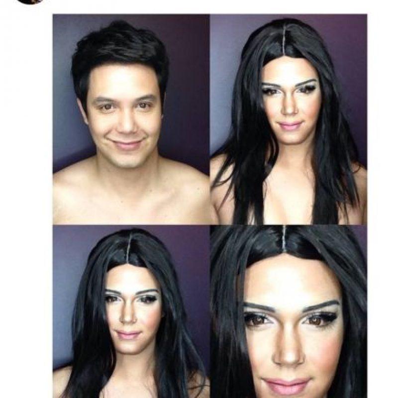 Kendall Jenner Foto:vía facebook.com/realpaoloballesteros