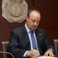 Se desempeñó como futbolista en categorías inferiores de equipos como el Real Madrid. Foto:Getty Images