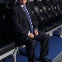 """Sus éxitos comenzaron en el Valencia. Dirigió al equipo """"Che"""" en 2001 y ganó la Liga en 2002 luego de 31 años de sequía. En 2004 volvió a ser campeón de Liga y además, se llevó la Copa de la UEFA. Foto:Getty Images"""