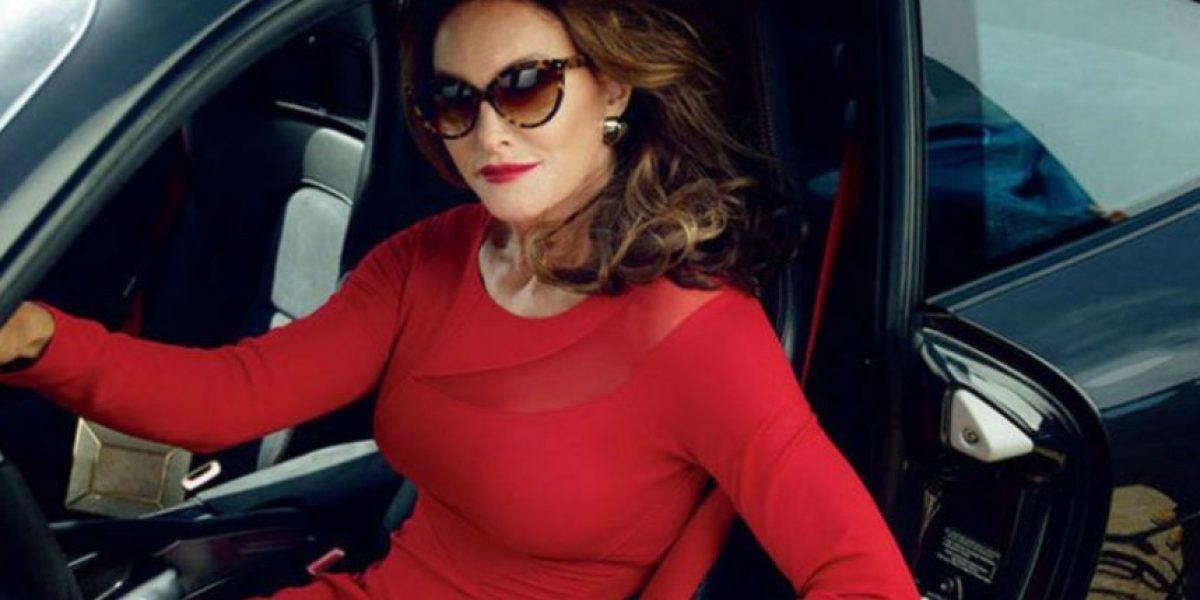 El imitador de las famosas se maquilló como Caitlyn Jenner