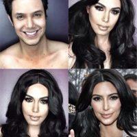 Kim Kardashian Foto:vía instagram.com/pochoy_29