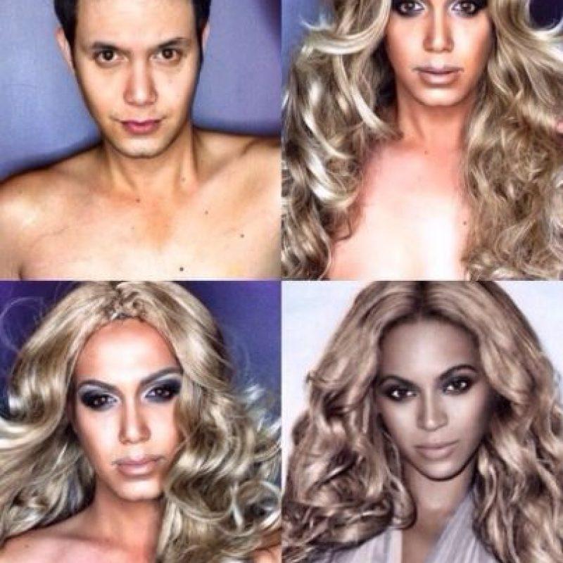 Beyonce Foto:vía instagram.com/pochoy_29