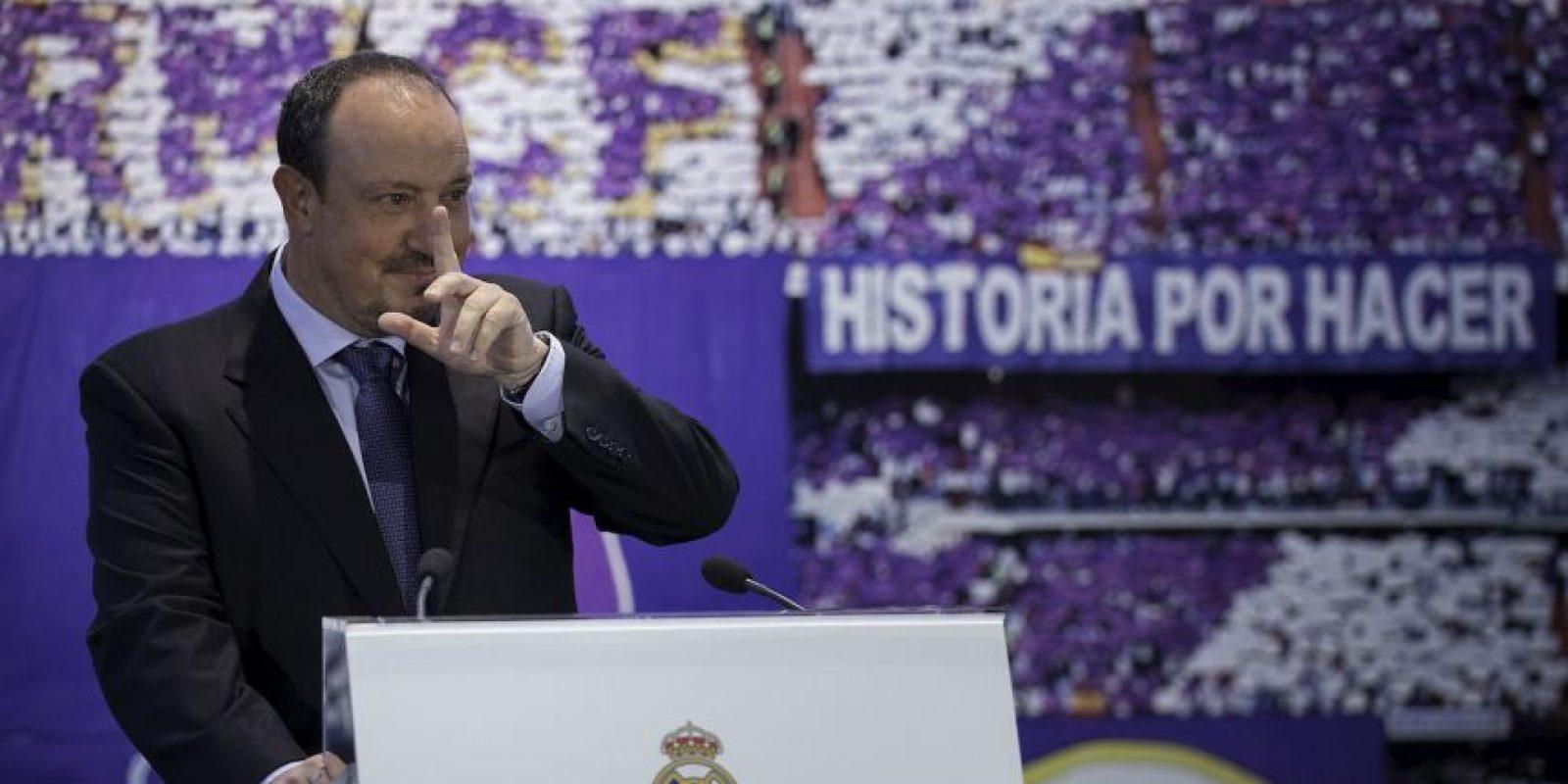 En Italia fue entrenador del Inter de Milán y el Napoli. Foto:Getty Images