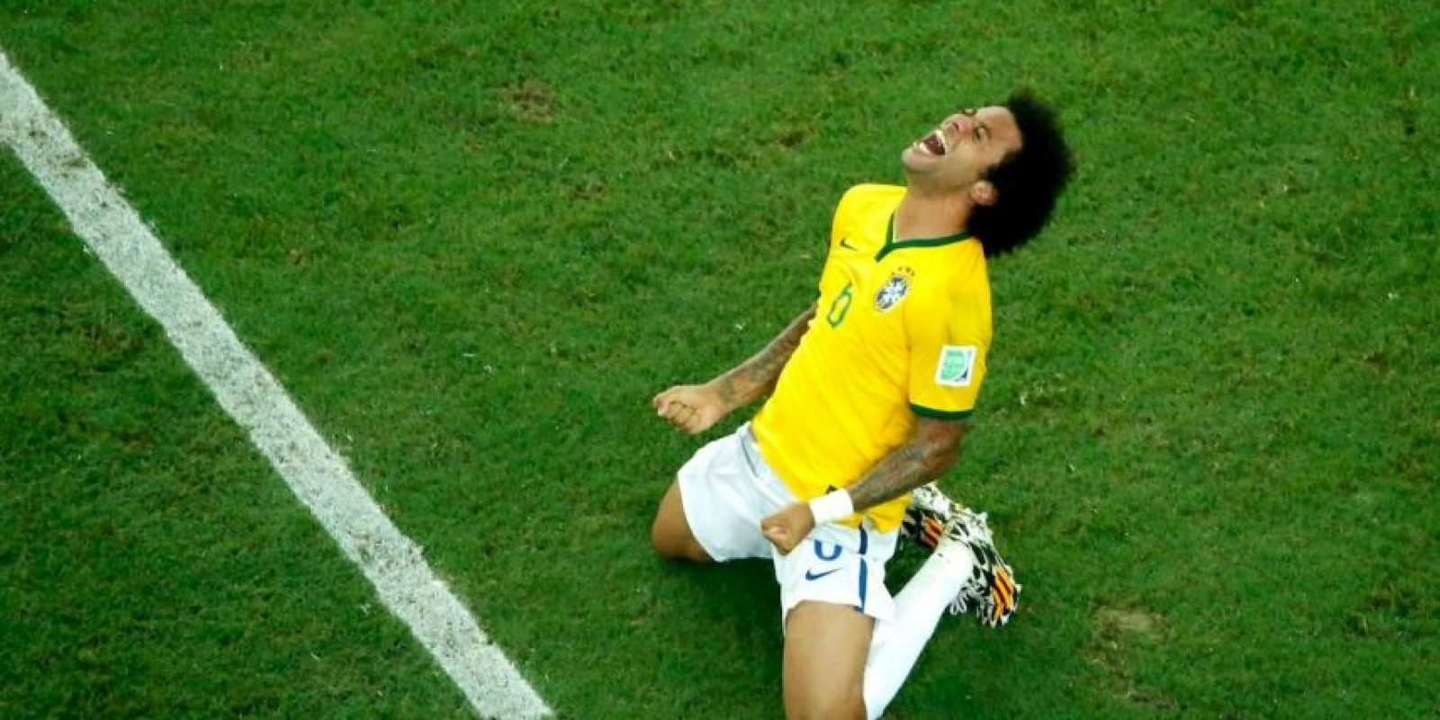 Marcelo (Brasil). El defensa del Real Madrid sufre dolores lumbares Foto:Getty Images