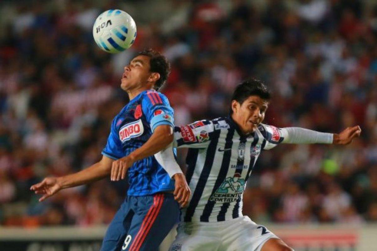 Miguel Herrera (México). El defensa de Pachuca sufrió un esguince en el tobillo izquierdo Foto:Getty Images