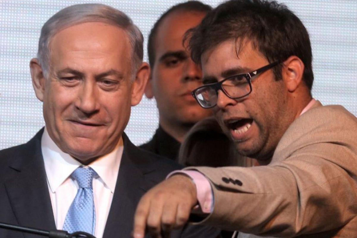 Oren Hazan Foto:AFP