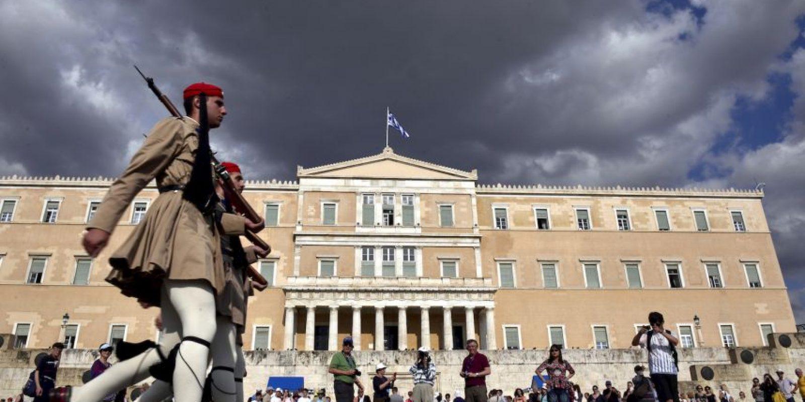 7. Grecia Foto:AFP