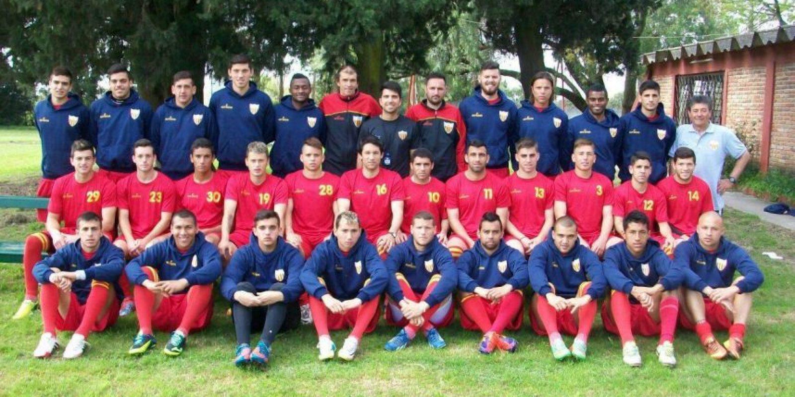 Club Atlético Progreso (2da División de Uruguay) Foto:Vía facebook.com/pages/Club-Atlético-Progreso-Sitio-Oficial