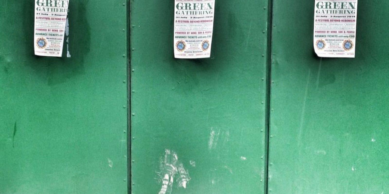 El ochenta por ciento de las heces de los niños son dejadas a la intemperie o arrojadas a la basura. Foto:Getty Images