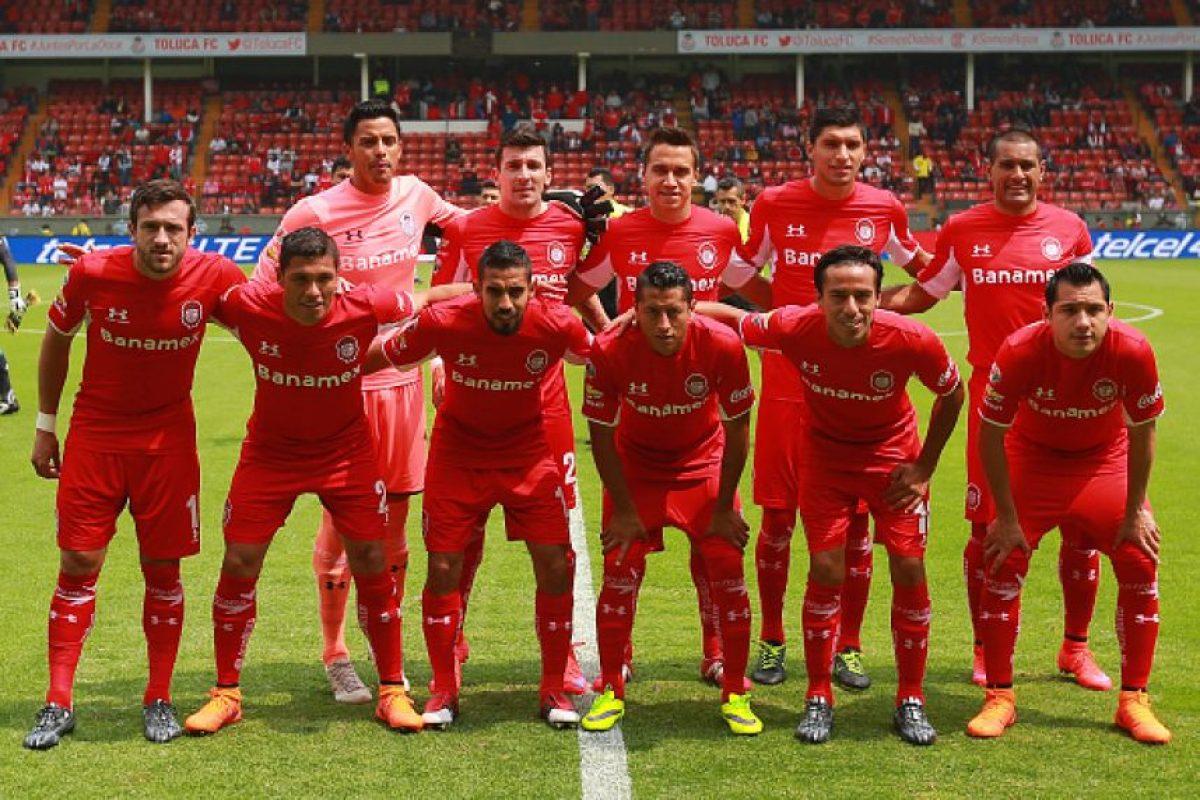 Diablos Rojos de Toluca (México) Foto:Getty Images