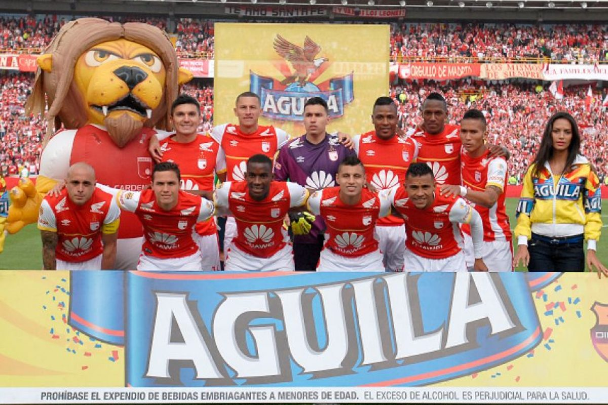 Independiente Santa Fe (Colombia) Foto: Getty Images
