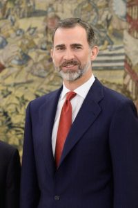 Rey Felipe de España Foto: Getty Images
