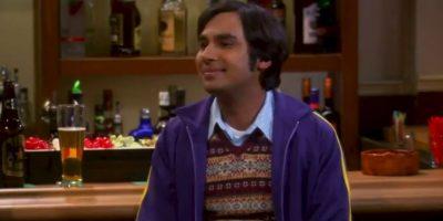 """Kunal Nayyar es """"Raj Koothrappali"""". Foto:vía Warner"""