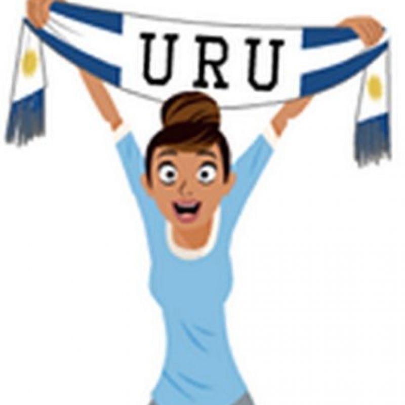 Uruguay Foto:Facebook