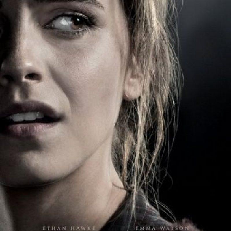 """El slogan de la película dice: """"El miedo siempre encuentra a su víctima"""". Foto:Facebook/EmmaWatson"""