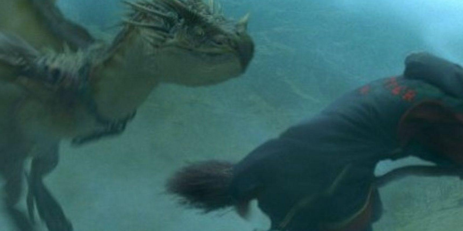 """""""Animales fantásticos y dónde encontrarlos"""" es el """"spin-off"""" de la saga de """"Harry Potter"""". Foto:IMDb"""