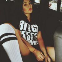 #FAIL: Camisetas con mensajes ofensivos más pantalones cortos. Foto:Instagram
