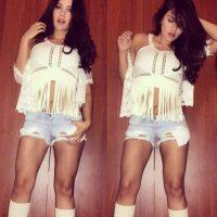 #FAIL: Camisas con flecos y shorts. Foto:Instagram