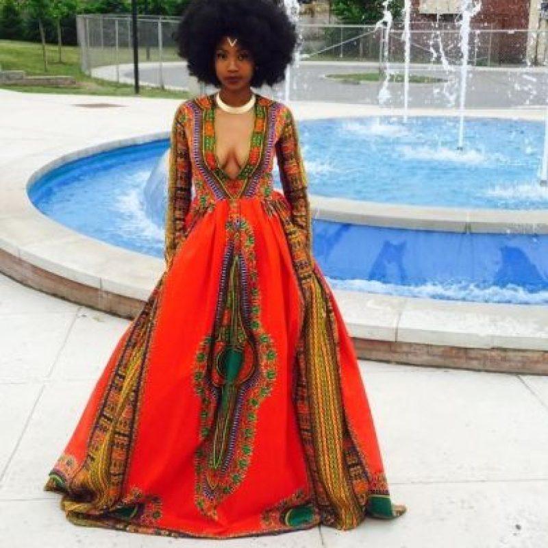 El vestido generó tanta atención que se volvió viral. Foto:vía Instagram/mindofkye