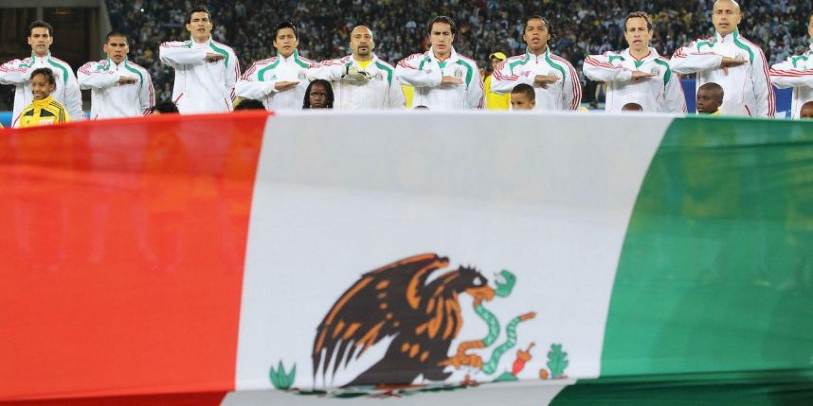 2. México Foto:Getty Images
