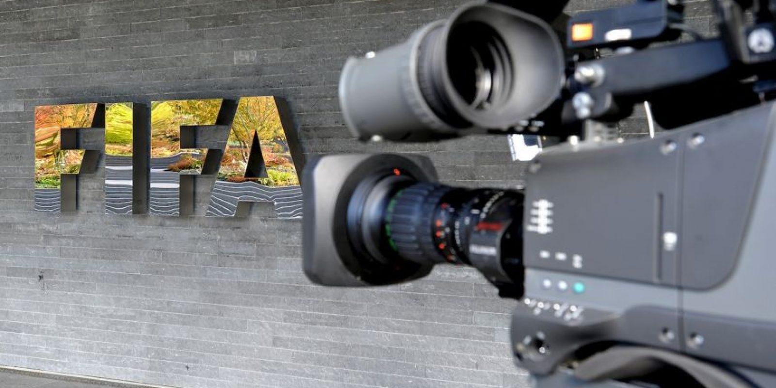 """""""United Passions"""" es la película financiada por la FIFA para narrar sus orígenes. Foto:Getty Images"""